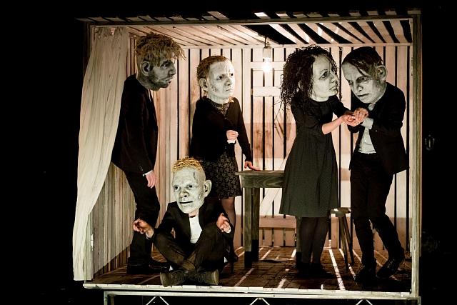 Maskenbau: Judith Mähler