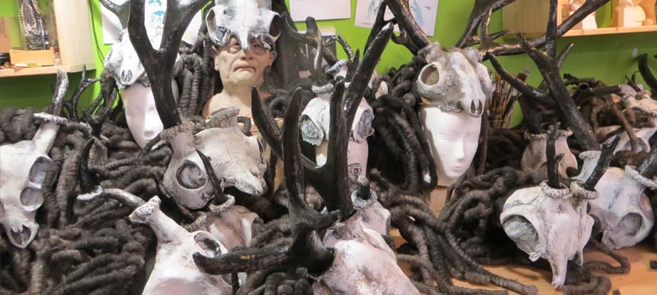 Maskenbau Atelier Mähler