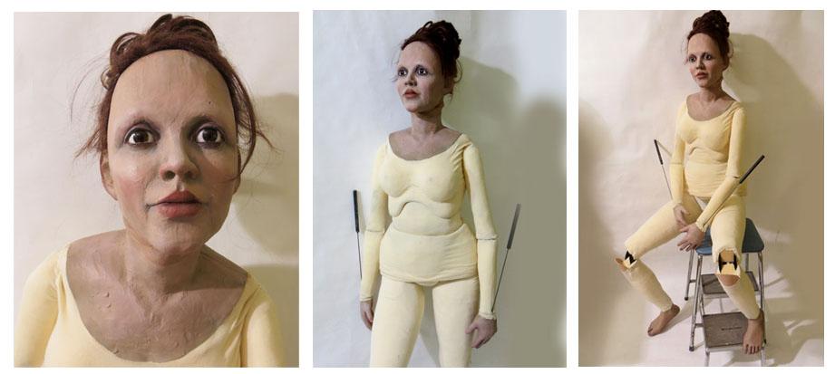 Puppenbau, Figurenbau