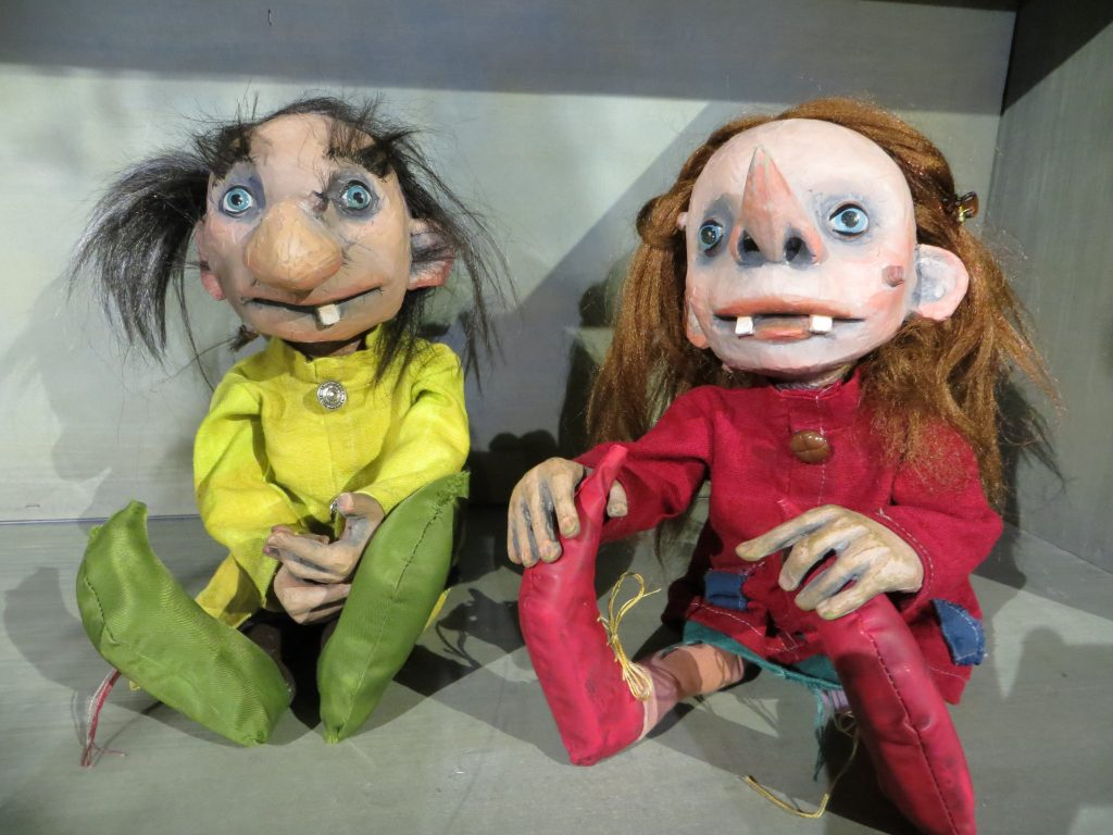 Puppenbau Figurenbau