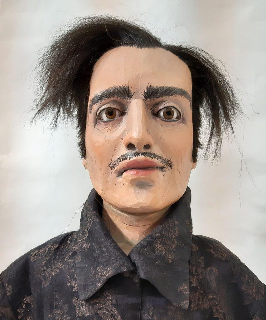 Figurenbau - Entwicklung einer Theaterfigur